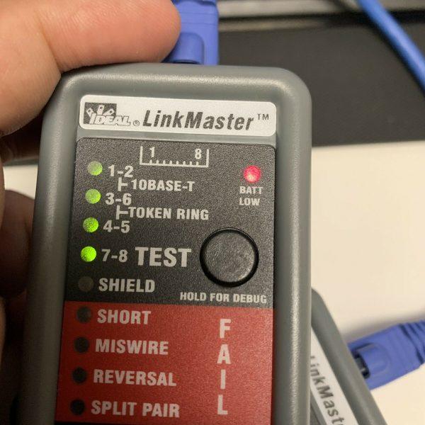Tester LinkMaster 62-200